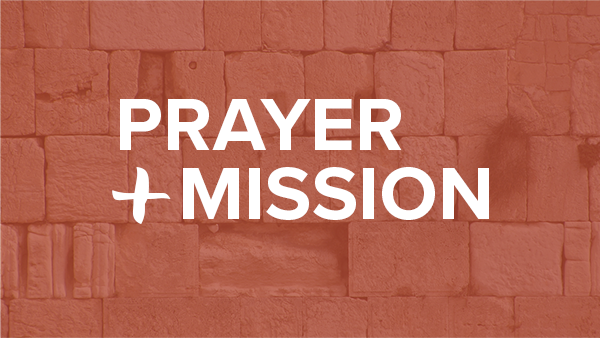 Prayer and Mission